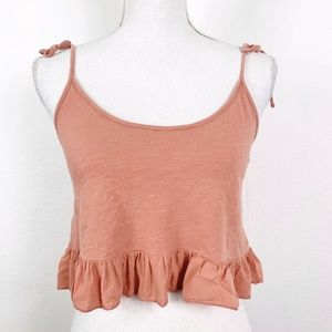 Project Social T Urban Outfitters XS Tank Top Crop
